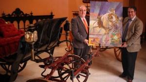 La XXVII Exhibición de Enganches se celebrará el domingo 22 de abril/SA
