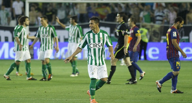 Imagen: Real Betis Balompié