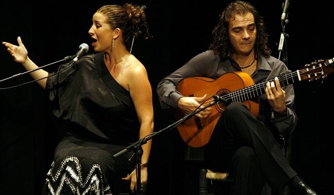 Rosario la Tremendita, una de las artistas que actuarán en la Bienal de Flamenco