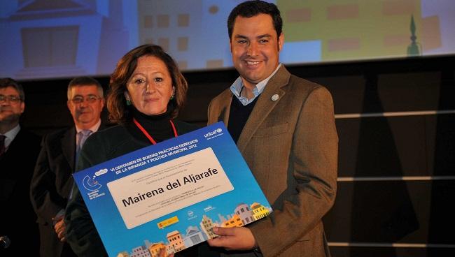 premio-unicef-mairena-aljarafe-121112