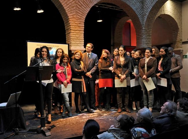 Un total de 20 jóvenes desempleados se han formado desde enero de 2011 en las especialidades de Guía Turístico y Visitantes y Promoción Turística. / Prensa Junta