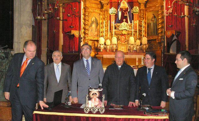 La presentación del boletín de cofradías 2013 / Elu Luceño