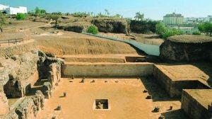 El conjunto arqueológico de Carmona es uno de los monumentos sevillanos que participan en este Día Internacional./Foto de archivo