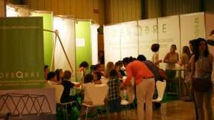 Taller CuartoCreciente Feria Ciencia Sevilla
