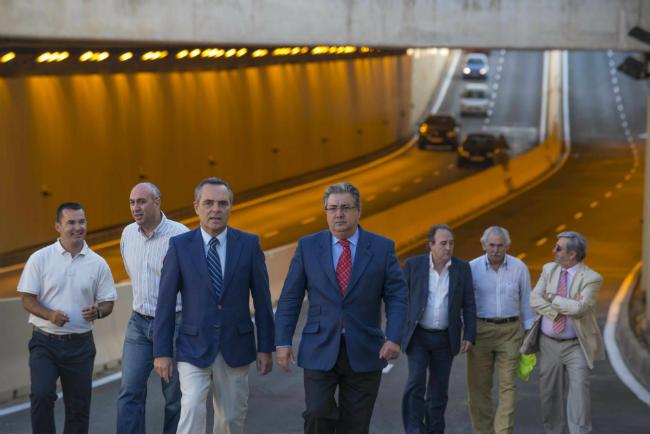 TUNEL TAMARGUILLO 2