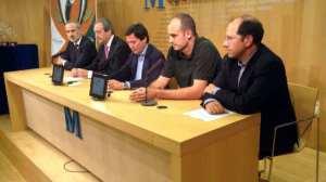 presentacion copa andalucia2014