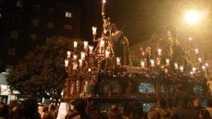 El misterio de La Milagrosa por las calles de su barrio/C. Rivas