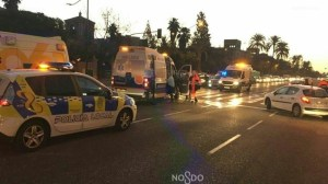 accidente ambulancia 1
