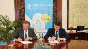 Firma Convenio Colegio Farmacia 3
