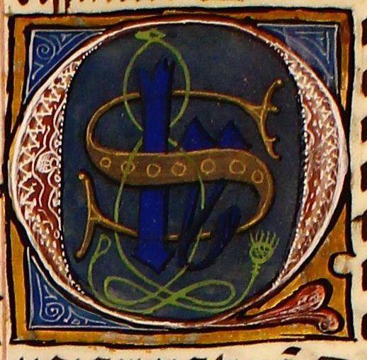 Codice medieval SXV US