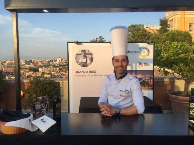 Día Mundial de la Tapa en Roma