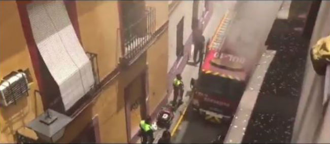 emergencias bomberos