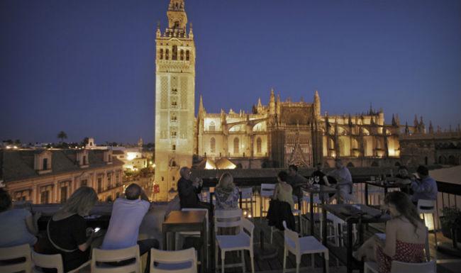 Sevilla Summer Time 2017