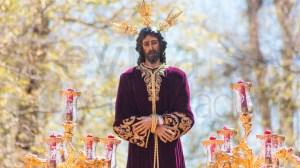 Santa Genoveva en el Parque María Luisa, Lunes Santo