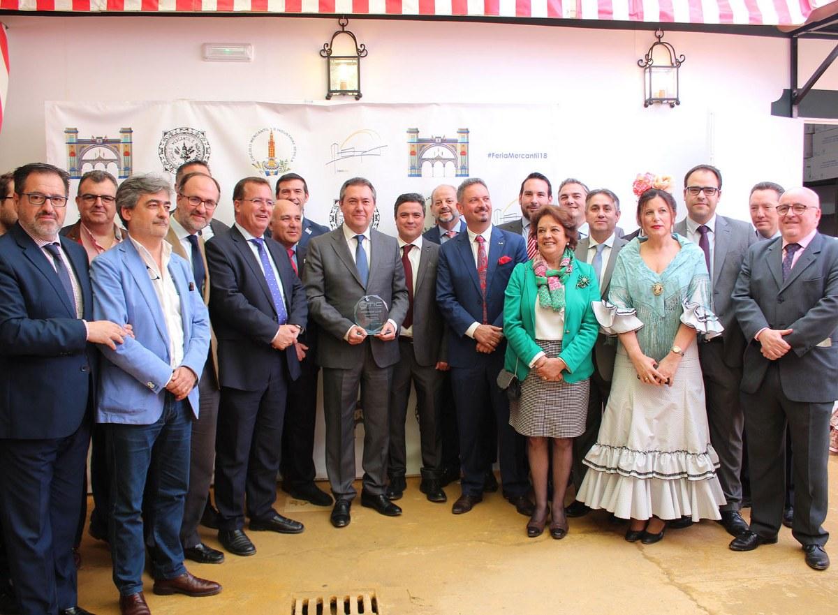 Entrega Premio Luz 2018 / SA