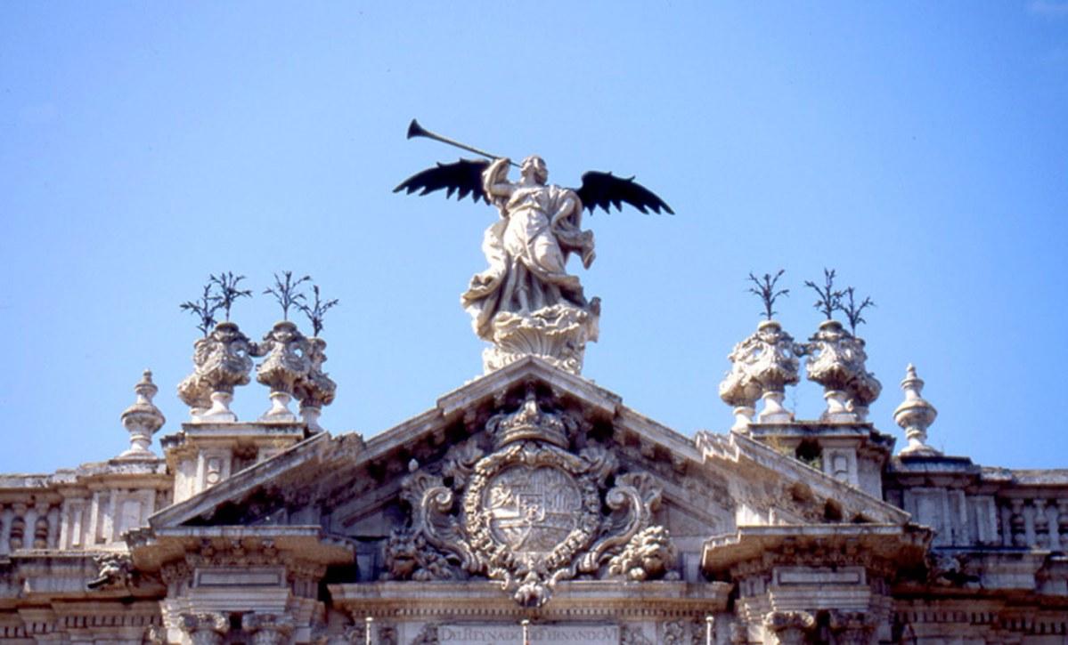 Escudo de la Universidad de Sevilla /SA
