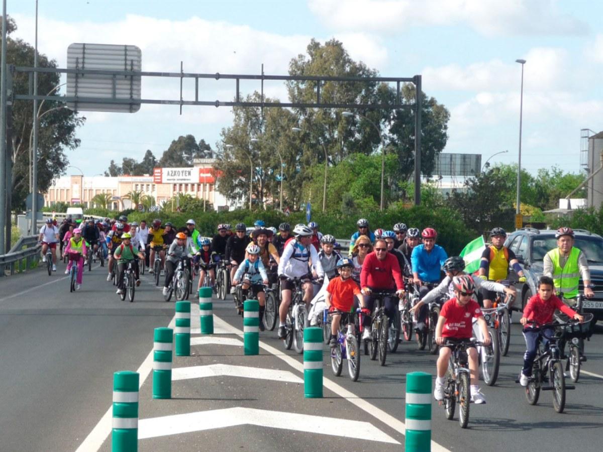 Marcha de la bici/ SA