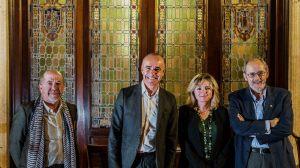 Firma del acuerdo entre el Ayuntamiento y la UPO /Ayto. de Sevilla