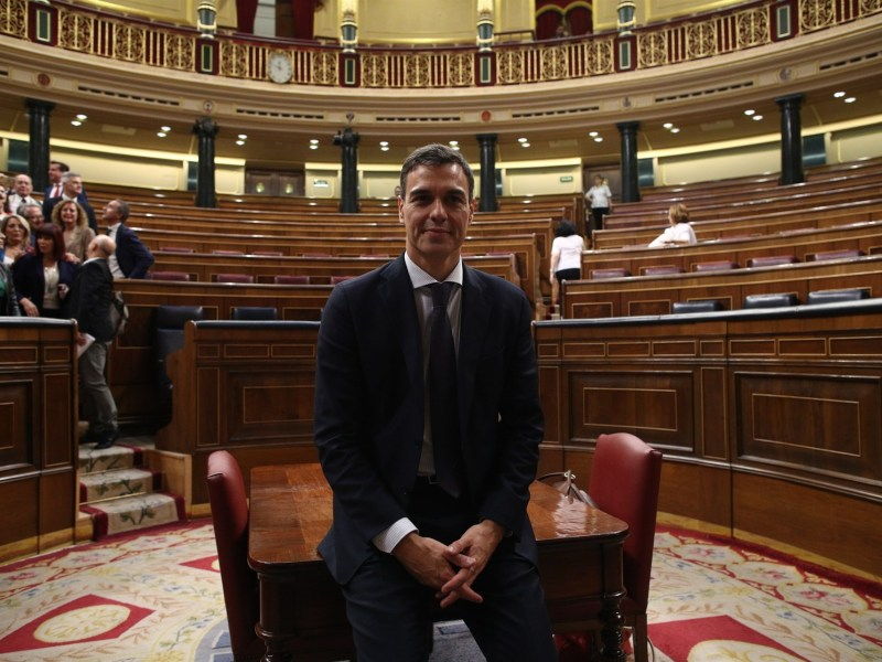 Pedro Sánchez /SA