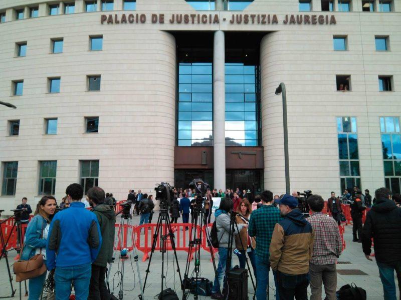 Audiencia de Navarra /Archivo