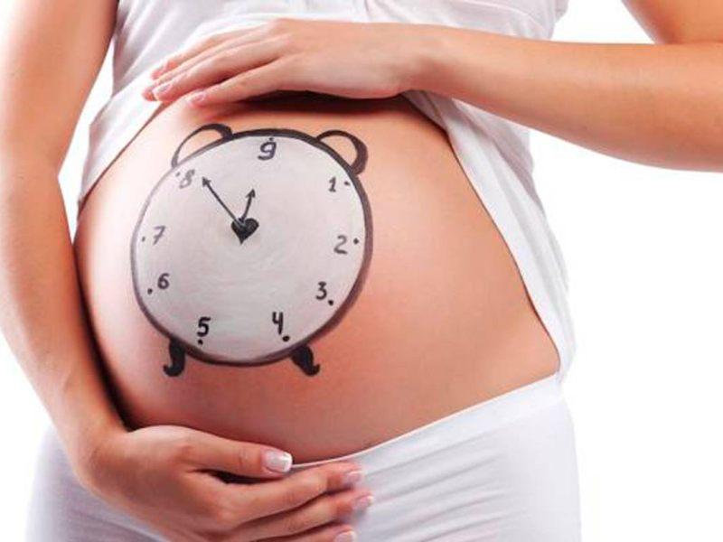 Maternidad tardía en España /SA