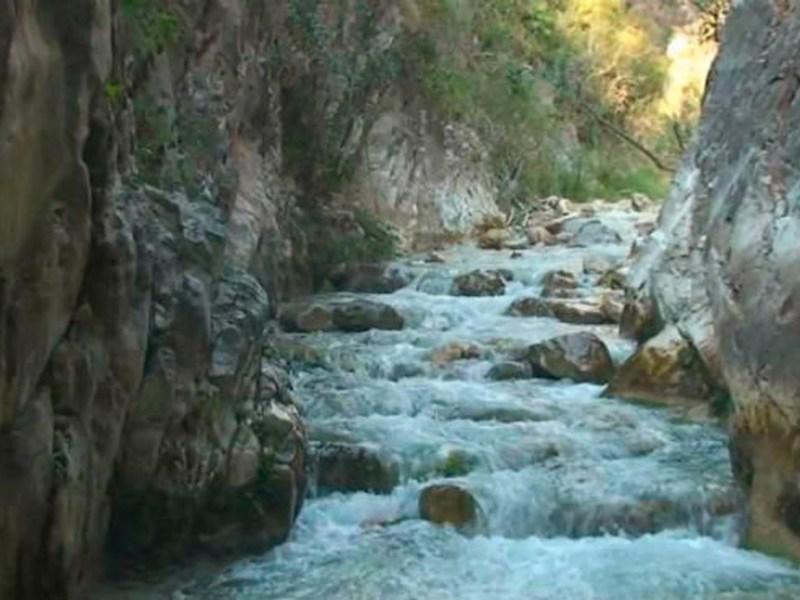 Río Chillar, en Nerja / SA