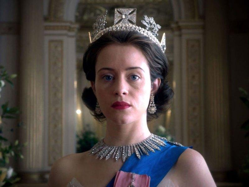 La actriz que encarna a la reina Isabel II /SA
