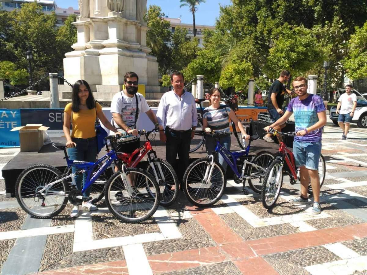 Semana Europea de la Movilidad /Ciclogreen