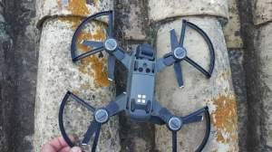 Dron intervenido /Ayto. Sevilla