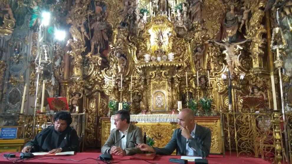Convenio capillita de San José /Ayto. Sevilla