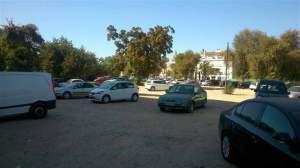 Solar de la calle campamento /SA