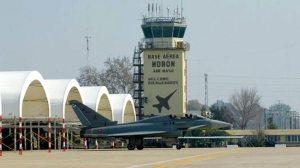 Base aérea de Morón /SA