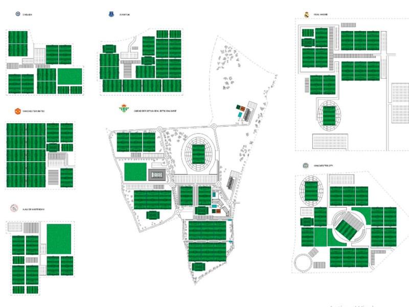 Proyecto Ciudad Deportiva / Betis