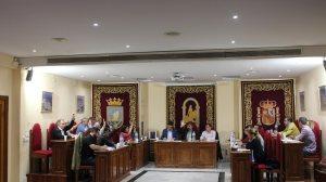 Pleno Extraordinario / Ayuntamiento de Coria del Río
