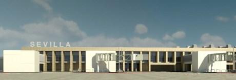 Proyecto de ampliación por parte de Aena / SA
