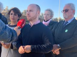 Miembros de la corporación andalucista / SA