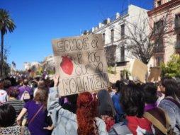 Manifestación 8M Sevilla / Ayto.