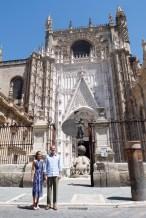 los reyes catedral de sevilla