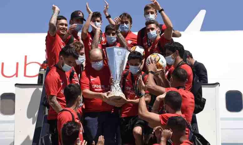 Sevilla FC.