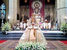 Virgen de los Reyes 2020 / Archidiócesis de Sevilla
