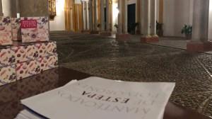 Mantecados y Polvorones de Estepa en el Real Alcázar de Sevilla