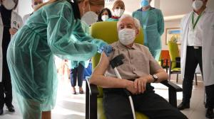 Andalucía vacunación