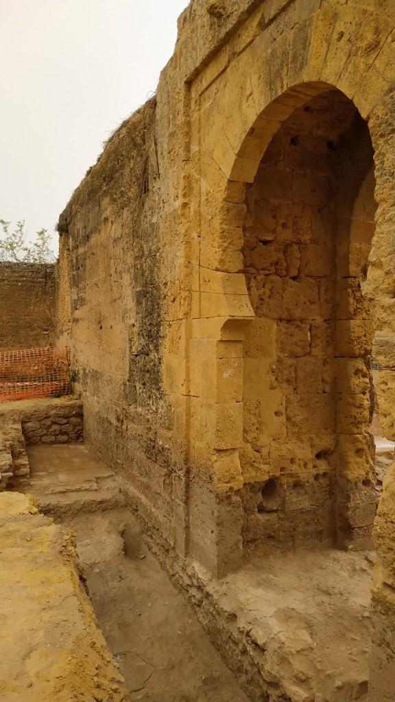 sondeo arqueológico alcalá de guadaíra