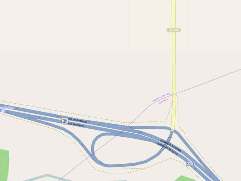 mapa accidente