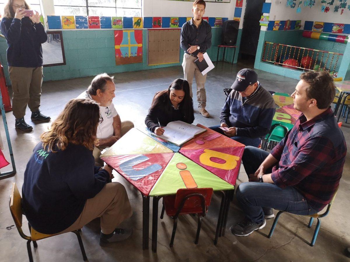 Programa de apoyo ONG