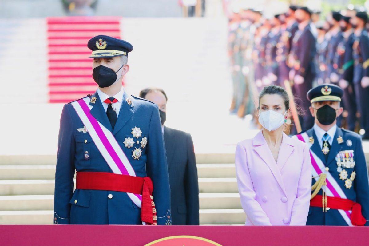 Rey Felipe VI Día de las Fuerzas Armadas