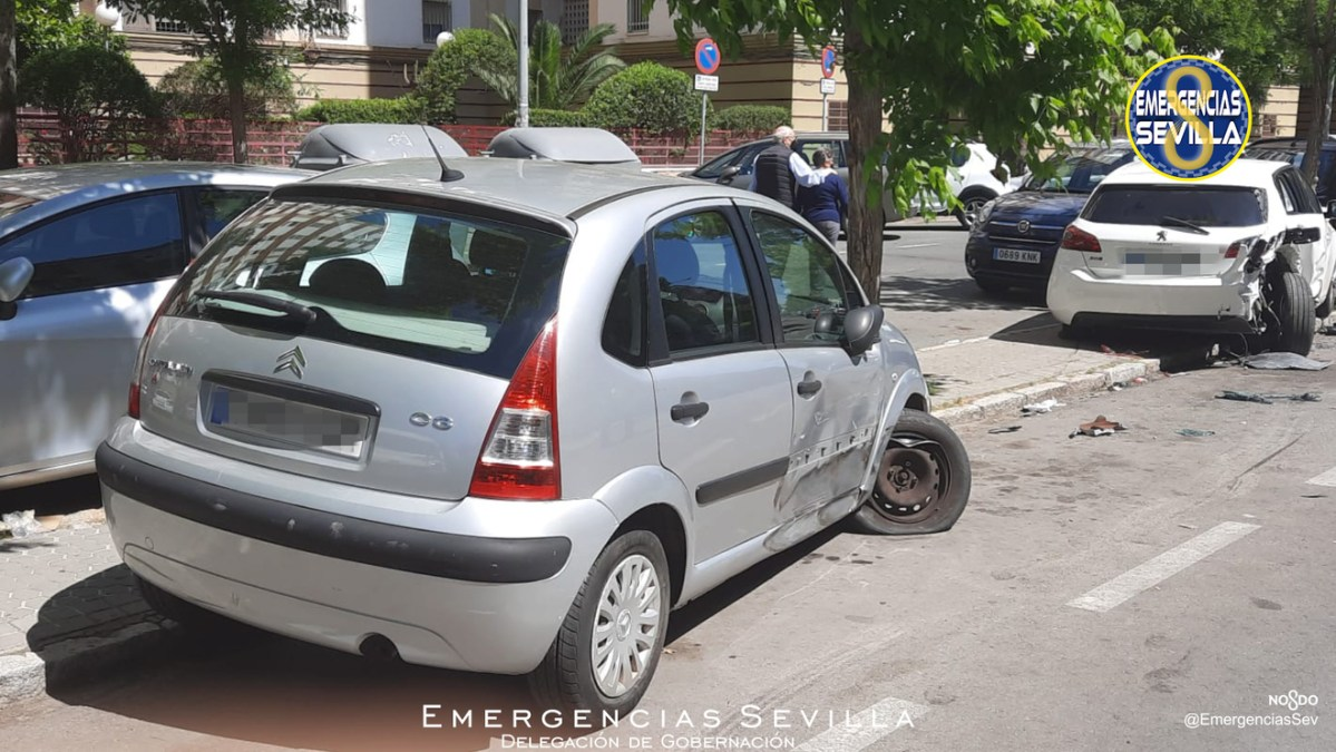 Accidente en Sevilla / ES