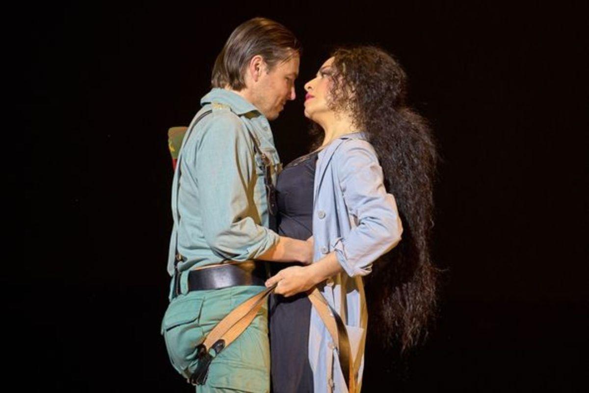 Ópera Carmen / Teatro de la Maestranza