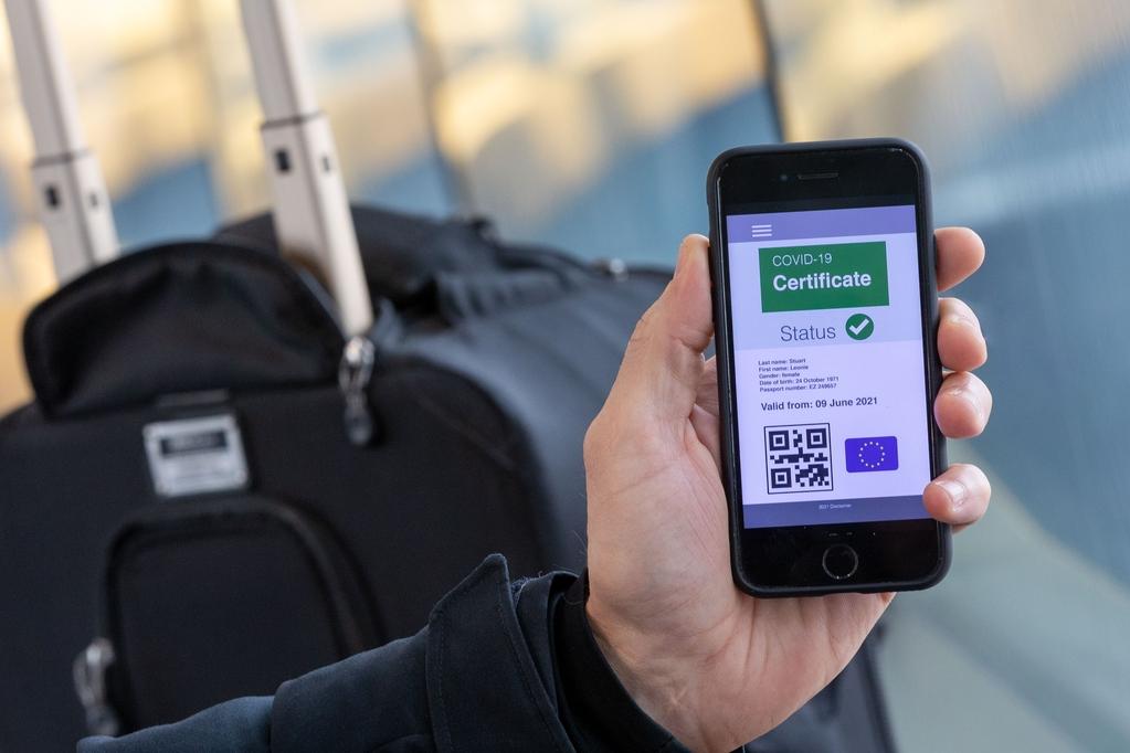 El certificado pretende facilitar la movilidad durante la pandemia