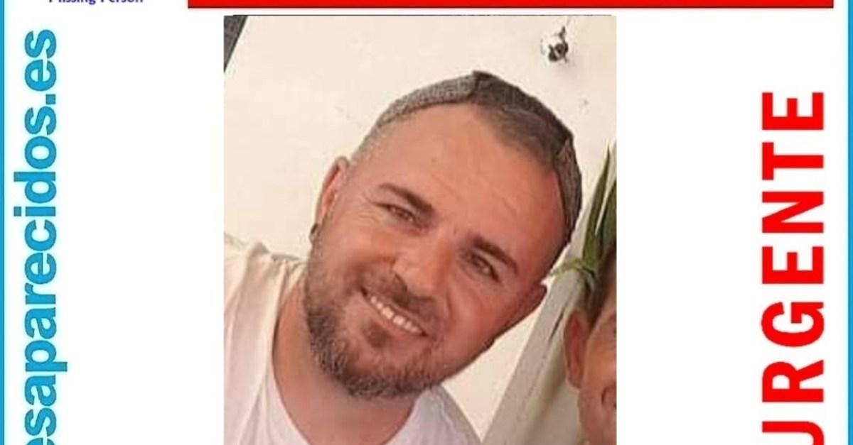 Alejandro Iglesias Natera fue visto por última vez el 19 de marzo de este año.